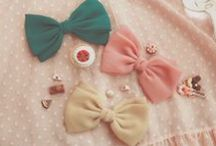 Beautiful Buttons and Bows / by Deb Martin-Webster