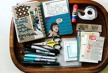 Art & Bullet Journaling