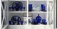 House of Blue / Blue decorating ideas