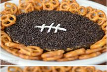 Football eats / by Megan Thompson