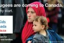 Syrian immigrants / Resources for Syrian and Arabic-speaking immigrants, and the Canadian families working with them.