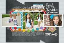 scrapbooking / by Michelle Dickson, Independent Origami Owl Designer