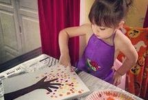 Kid's crafts and things
