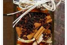 home made air fresheners  / by Candis Parson