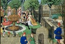 medieval life and leisure / by wild rose