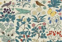 wonderful wallpapered walls / by wild rose