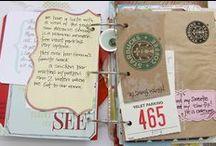 Art Journaling / by Krystal TattooKitty Trecroci