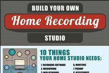 Home Recording Studio Kits / Our favorite setup kits, packages, and bundles for the home recording studio.