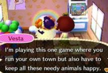 Animal Crossing / All the things I love most about AC!