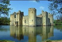 a castle tour of europe / by wild rose