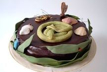 creative and quirky cakes / , cupcakes, candies, and cookies. / by wild rose