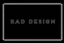 RAD design / rachel a. dawson design (www.racheladawson.com)