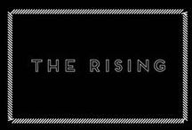 THE RISING // faith, culture, stories / a collection of posts from therisingblog.com