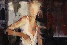 Painting & photo inspiration / by Madeline Hemingway