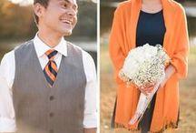 Bridesmaids & Groomsmen / Inspiration for wedding party attire
