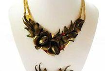 Vintage designer jewellery / Vintage designer jewellery from Trifari, Dag, Ciner, Grosse, Ikita, M & S, etc