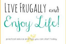 Frugal Living - The Simple Life / Live frugally and enjoy life more. Less stuff = Less worries! :)