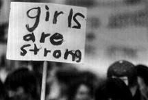 Ladies Ladies Ladies / Let's be strong! Stick together!