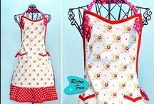 Aprons / by Cris @ GOODEness Gracious