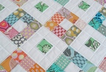 Quilting / Quilting Ideas / by Linda George