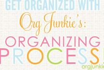 oRGaNiZiNG... / Everything in it's place. / by Crystal Allison