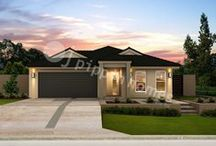 Apex Series / The single storey Apex is a beautifully functional four bedroom home, with two bathrooms, a separate media room and a huge double garage. The stylish and spacious master suite includes a walk-in robe and ensuite. Designed for a minimum block frontage of 14m, this home features an open plan living area which spills out to an alfresco area - perfect for outdoor entertaining!. With your choice of facades, this 205sqm home provides great functionality at an affordable price.