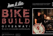 Bike Build Giveaway / by Iron & Air