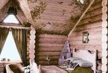Home - Cottage Home / by Serena Haiku