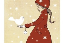 ILLUSTRATIONS, POSTERS, PRINTS / by Linda Guedel