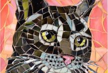 PoTTeRy: MoSaiCS... / What to do with the broken pieces. / by Crystal Allison