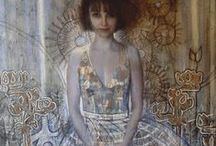 Painting and Illustration / by Serena Haiku