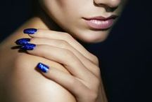 Nails | Beauty / Nurture your nails with your own DIY nail bar. Don't stop at paints and polishes, think textured finishes and sophisticated styles.  / by House of Fraser