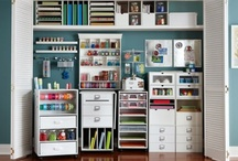 Ideas For My WIP New Craft Room