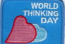 GIRL SCOUTS World Thinking Day 2013 / by Doris Perkins