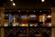 Back bar Design
