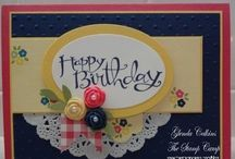 Stampin' Up! Simply Pressed Clay / ♥ the NEW Stampin' Up! Simply Pressed Clay and Buttons & Blossoms Molds. Sew gorgeous, soooo many ideas!