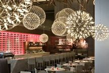 Restaurant Realized   Interior Design for Restaurants / Dining in an amazing restaurant space can leave a lasting impression... Get the Interior Design of your space looking fabulous.