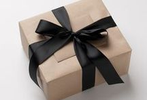 Wrapping / by Alexe St-Jacques