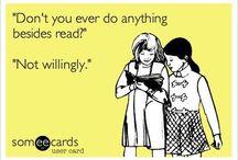 Books: my escape.  / by Kaylyn Pratka