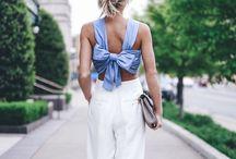 Spring/Summer Wear. / by Madeline Greene
