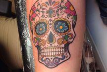 tattoo me. / by Ashley 🎀