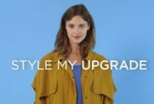 Style My.... / Trying for a promotion? Looking for the perfect revenge on your ex? Watch our 'Style My...' videos to learn how... / by House of Fraser