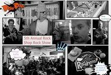 5th Annual Rock Shop Rock Show / 5th Annual Rock Shop Rock Show  Rockpick Legend Co.  Join us for over 2 dozen classes on geology, mineralogy, fossils, lapidary and more! Plus enjoy over 20 vendors, refreshments, children's corner, workshops, and our famous semi annual sale!  http://www.rocks4u.com/rockshoprockshow