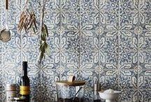 Tile Heaven!   Interior Design finish ideas