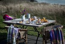 Introducing: Avoca | Home Decor / This beautiful brand from Ireland has launched at HOF. Their country-inspired patterns will brighten up your Home in time for the changing seasons. / by House of Fraser