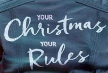 Christmas 2015 #YourRules / Ladies and Gentlemen, we proudly present The House of Fraser Christmas Advert. This year we're celebrating Christmas on your terms – your traditions, your style, Your Christmas, ‪#‎YourRules‬! / by House of Fraser