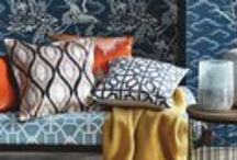 Fraser Home / With a hop and a skip we have jumped headfirst into Spring Summer 16 in an explosion of print and pattern. You could say we're obsessed.  So step into our wonderful world of print and pattern and be inspired. / by House of Fraser