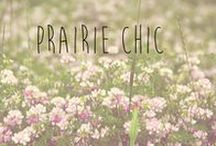 Prairie Chic / Part cowboy, part angel. Prairie chic is the latest trend for free-spirits yearning to run through the open plains. / by Ice.com - Jewelry & Diamonds