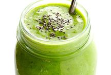 Green Goodness / Trying to make this a daily habit of mine