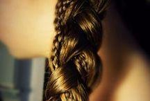 hair / by Triinu V